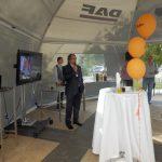БГ премиера на новия DAF XF Euro 6