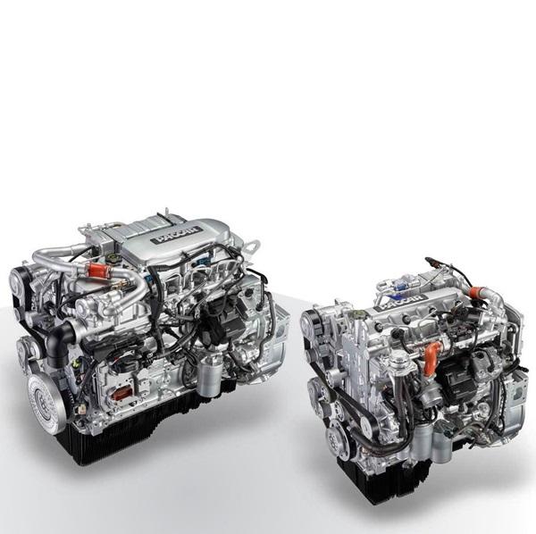 Новият DAF LF Двигател