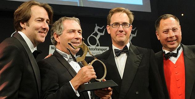 Престижна награда за DAF XF