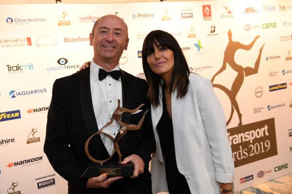 DAF XF бе отличен на MT Awards