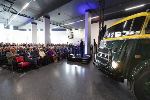 DAF откри обновения си музей в Айндховен