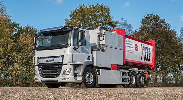 DAF CF Electric набира скорост