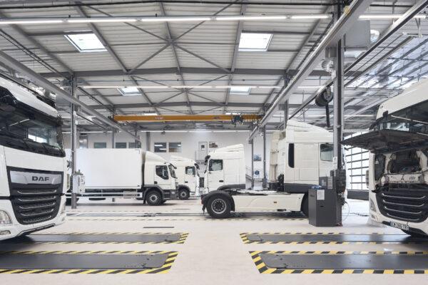 DAF Trucks отваря второ представителство в Париж