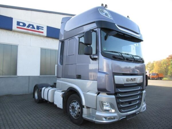 DAF XF 480 FT Intarder