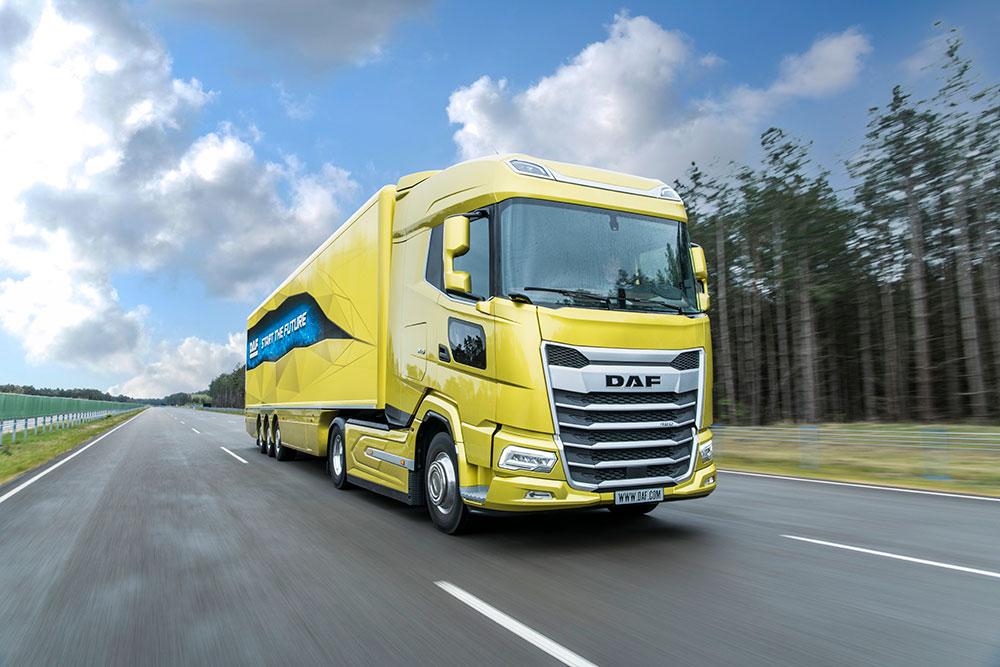 Ново поколение DAF камиони - XG, XG+ - Start the Future