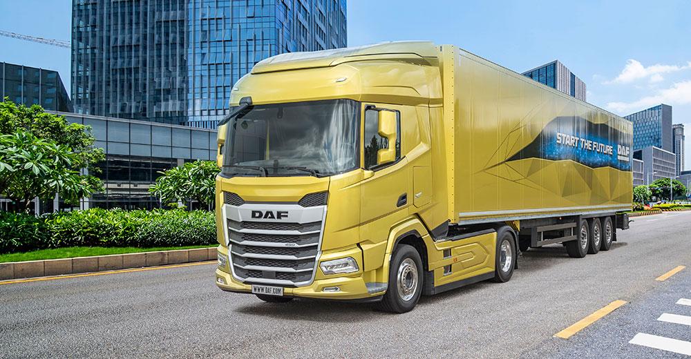 Ново поколение DAF камиони - XF, XG, XG+ - Start the Future